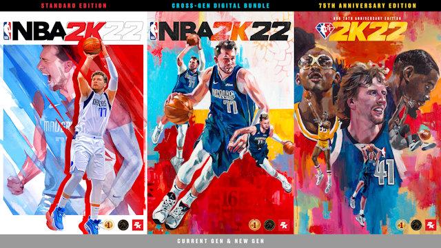 NBA 2K22 takes the court