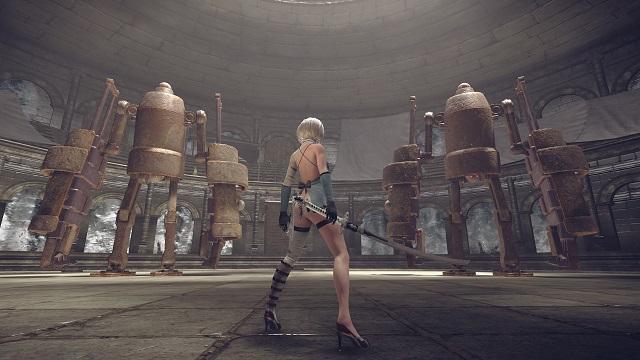 New DLC announced for NieR: Automata