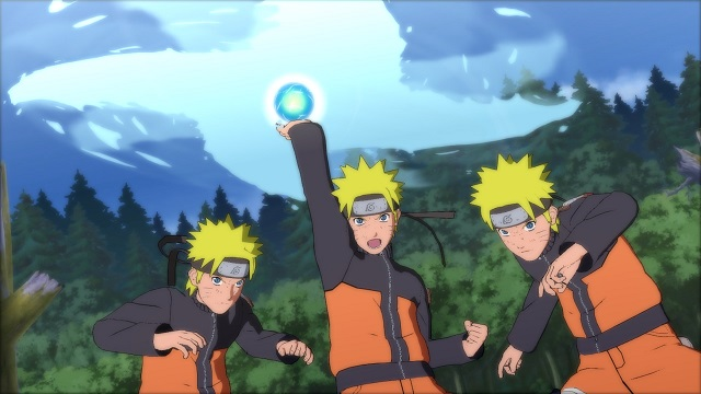 Naruto Shippuden: Ultimate Ninja Storm Trilogy hits Switch