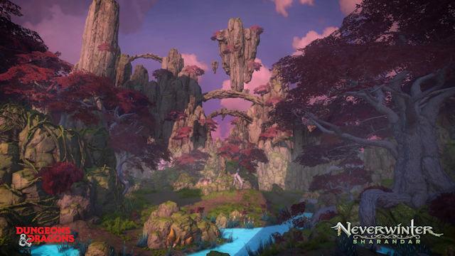 Neverwinter expanding to Sharandar