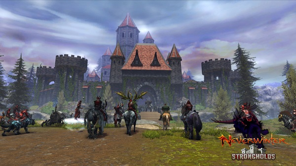 Strongholds arrives in Neverwinter in August