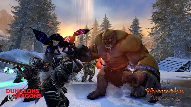 Neverwinter launches Underdark