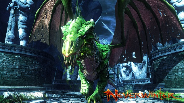 Neverwinter is coming to Xbox One in March