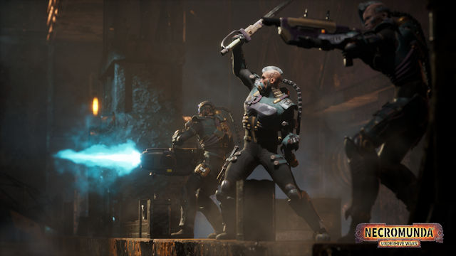 House Van Saar coming to Necromunda: Underhive Wars