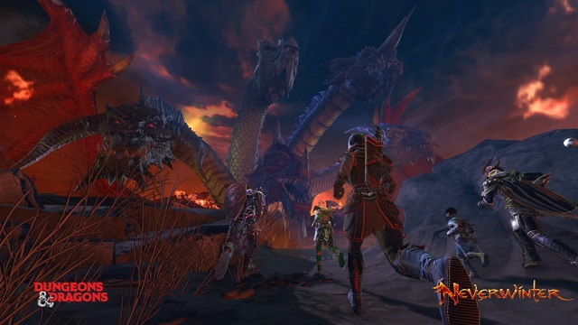 Neverwinter opens early access on PlayStation