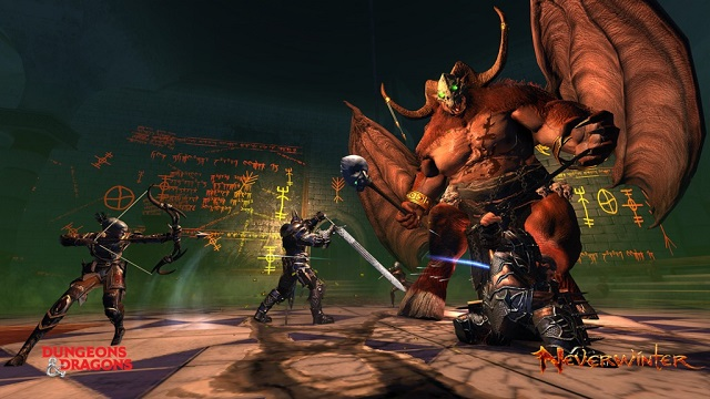 Neverwinter arrives on PlayStation 4