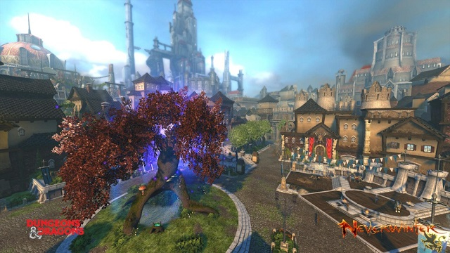Neverwinter comes to PlayStation in July