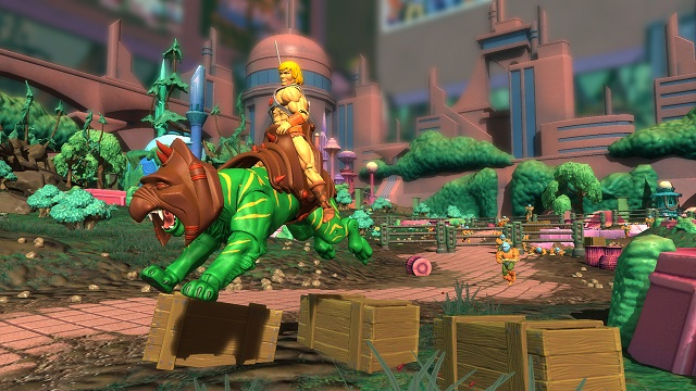 He-Man and G.I. Joe enlisted for Toy Soldiers: War Chest