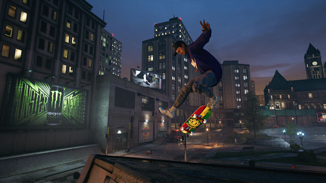 Pro skaters joining Tony Hawk's Pro Skater 1 and 2
