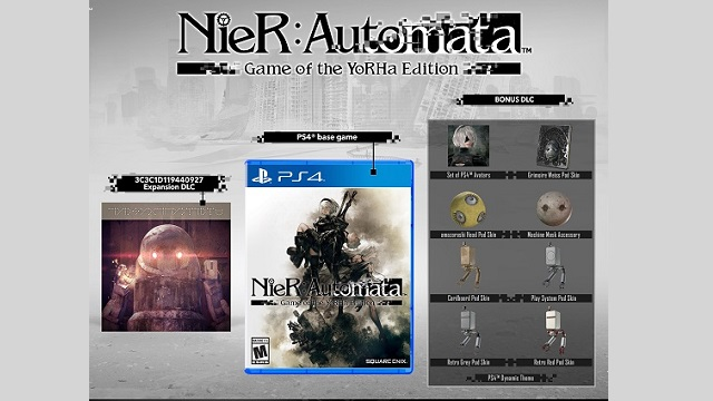 Game of the YoRHa Edition