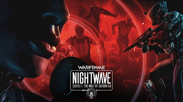 Warframe releases Nightwave