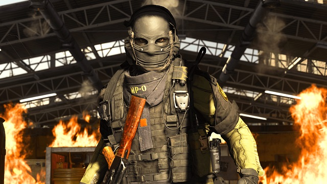 Modern Warfare Season One extended
