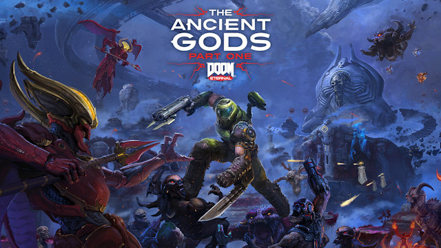 The Ancient Gods unleashed on Switch