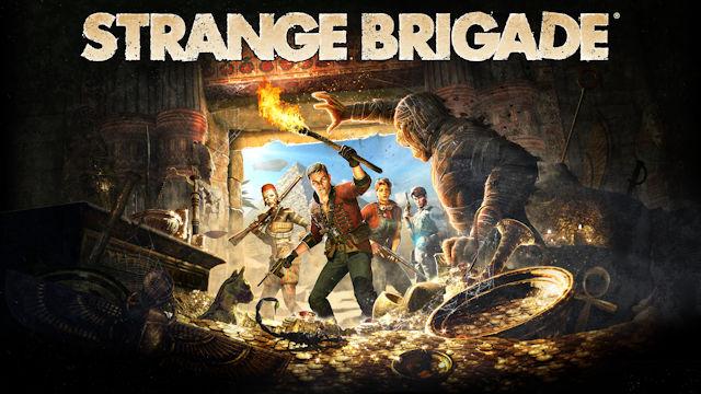Strange Brigade comes to Switch
