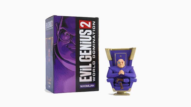 Evil Genius 2 special editions revealed