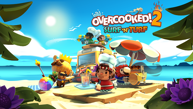 Overcooked 2 serves up Surf 'n' Turf