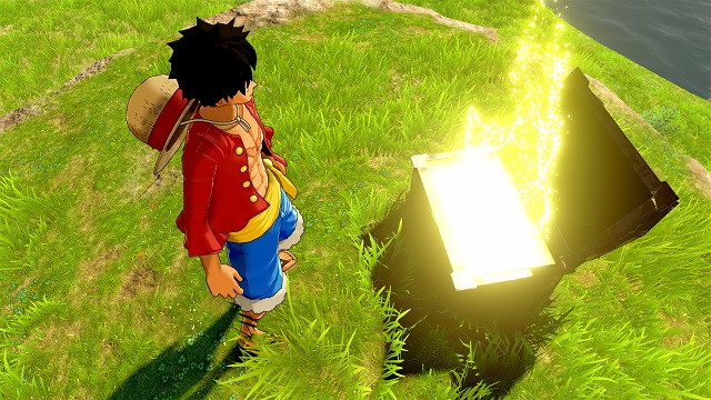 One Piece World Seeker released