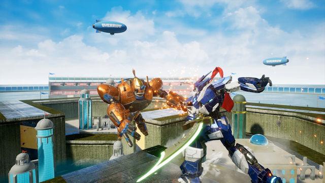 Override 2: Super Mech League will launch in December