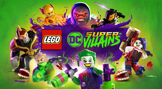 More voice talent and NY Comic-Con plans announced for LEGO DC Super-Villains