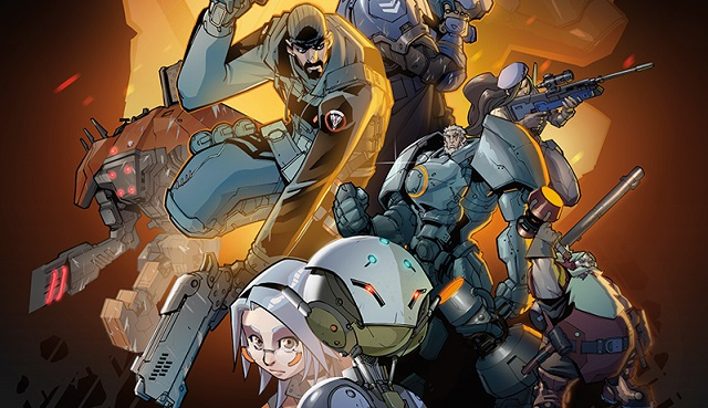 Dark Horse to publish comics and books based on Overwatch