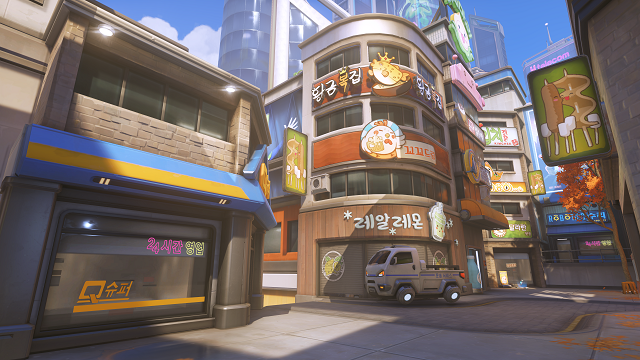 Busan map debuts on Overwatch PTR