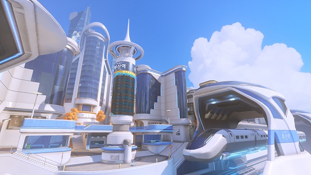 Overwatch heads to Busan