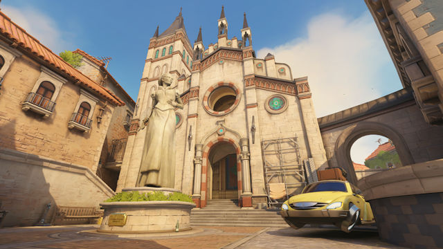 Malevento comes to Overwatch PTR