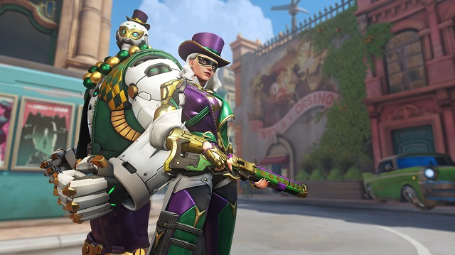 Overwatch is celebrating Mardi Gras