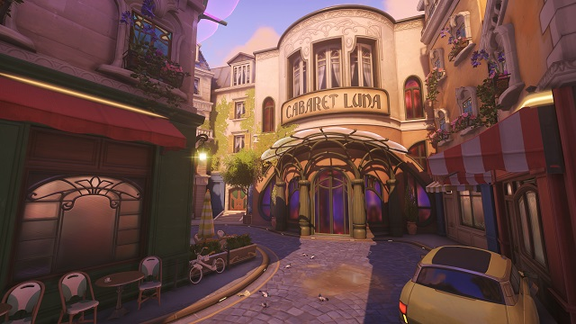 Overwatch releases Paris map