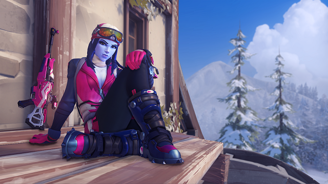 Winter Wonderland returns to Overwatch