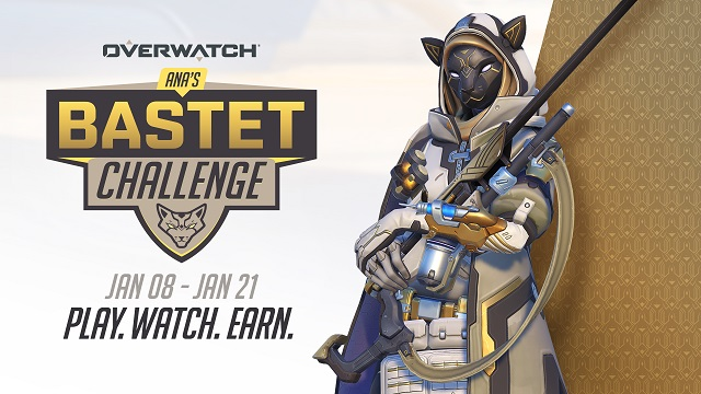Ana launches her Bastet Challenge