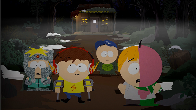 It's crunch time in South Park