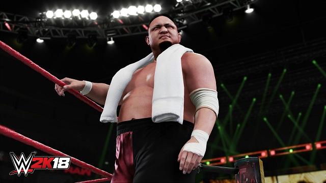 WWE 2K18 headed to PC