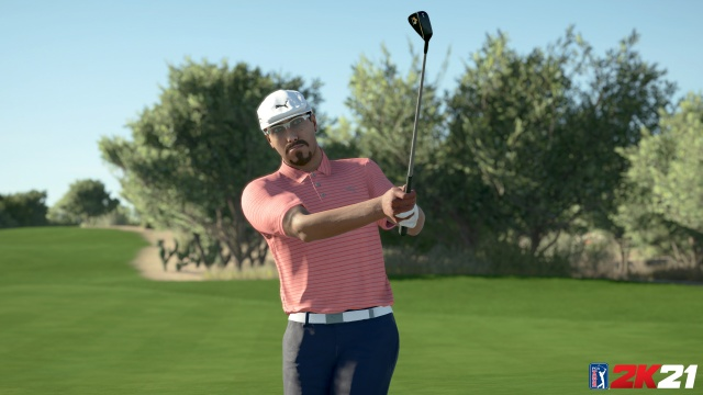 TravisMathew and PUMA Golf gear comes to PGA TOUR 2K21