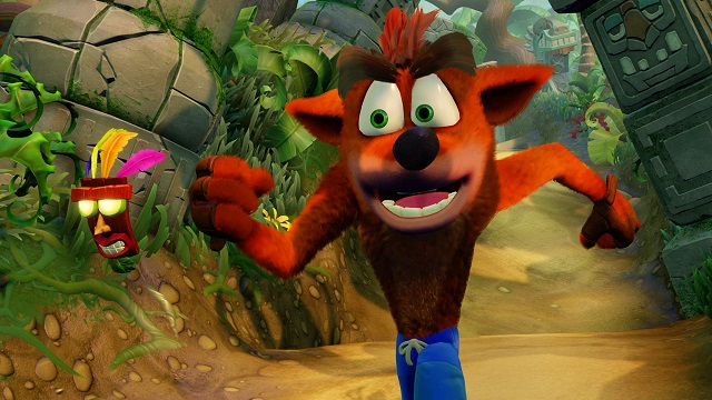 Crash Bandicoot N. Sane Trilogy available for pre-order
