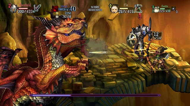 Dragon's Crown Pro enters the dungeon