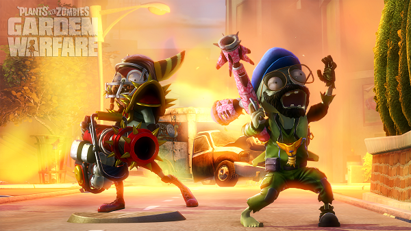 Garden Warfare breaks out on PlayStation