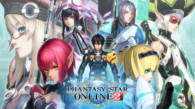 Phantasy Star Online 2 headed to the West