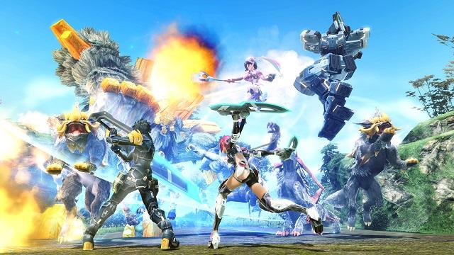 Phantasy Star Online 2 launches open beta on Xbox One tomorrow