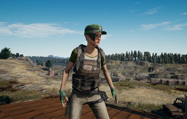 PlayerUnknown's Battlegrounds launches on Xbox Game Preview