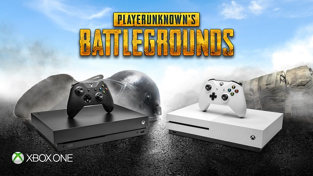 PlayerUnknown's Battlegrounds on Xbox One in December