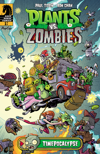 Plants vs. Zombies comics return