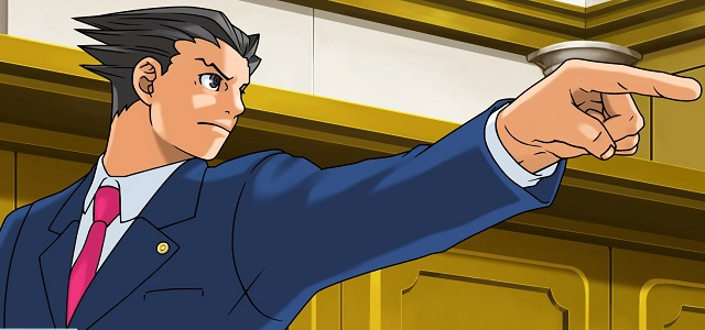 Phoenix Wright takes the case to consoles and PC