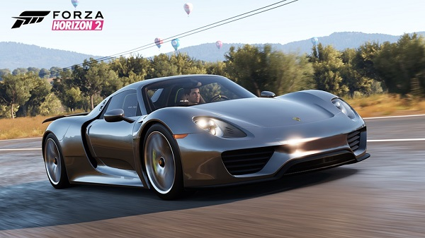 Forza Horizon 2 adds more Porsche models