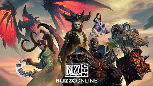 BlizzConline schedule released