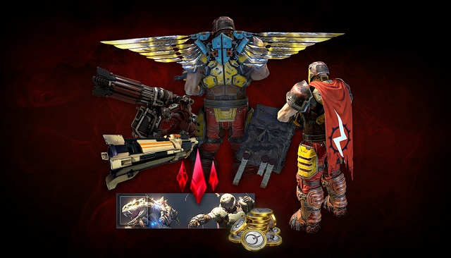 Quake Champions coming in December
