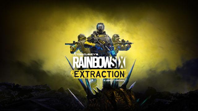 Rainbow Six Extraction extraction date set