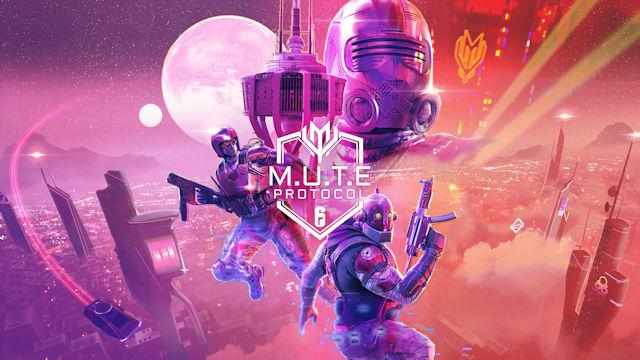 Rainbow Six Siege releasing the M.U.T.E. Protocol
