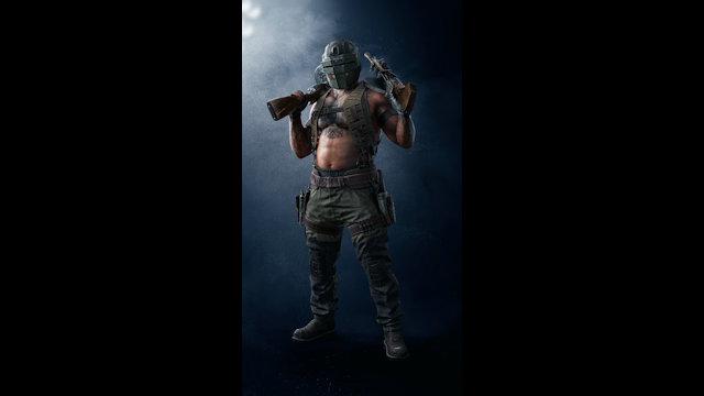 Rainbow Six Siege releases Tachanka Operator rework