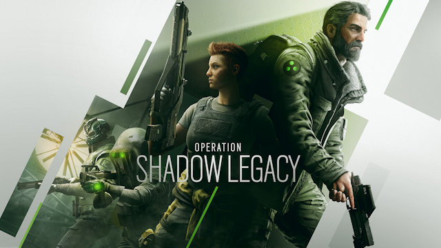 Rainbow Six launching Operation Shadow Legacy and sieging next-gen